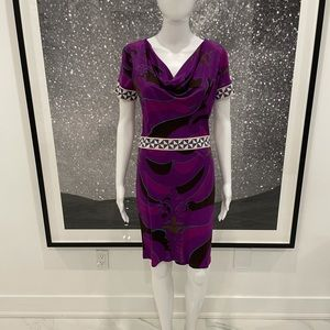 Emilio Pucci Short Sleeve Dress